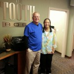 The Toothboss donates to Donated Dental Services; throws a dental lifeline to South Shore woman