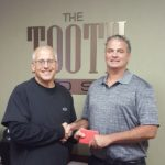 South Weymouth Dentist recognizes Coach Brian Dean as The Toothboss Smiling Neighbor